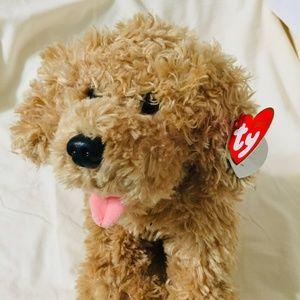 Rare TY Beanie Baby Classics Skeeter Dog